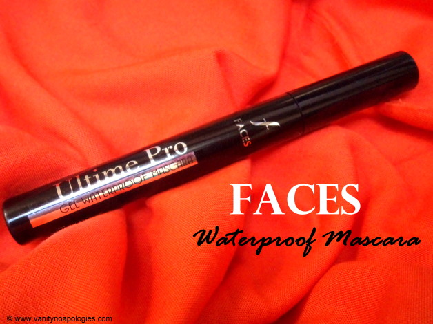 faces pro mascara