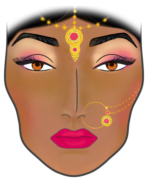 5 Worst Makeup Mistakes On Your Wedding Indian Bridal Diaries