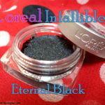 L'oreal Infallible Eyeshadow Eternal Black – 5 Reasons Not To Buy It