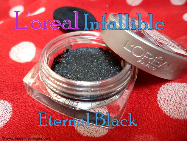 loreal eternal black