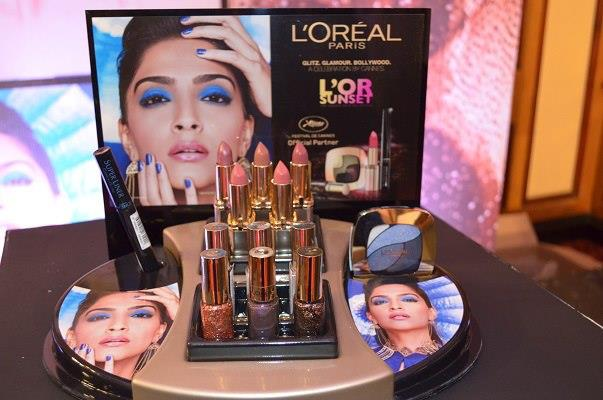 l'oreal cannes collection