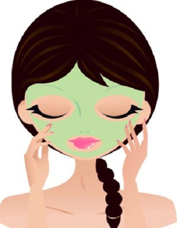 mint summer mask