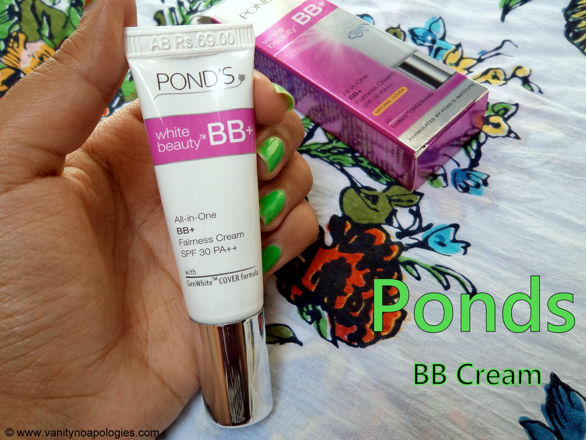 Best Effective Fairness Cream Ponds White Beauty Bb Fairness Cream