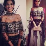 Sonam Kapoor's Lehenga Look: Cannes 2013