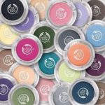 The Colour Crush Eyeshadows by The Body Shop
