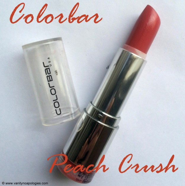 colorbar peach crush