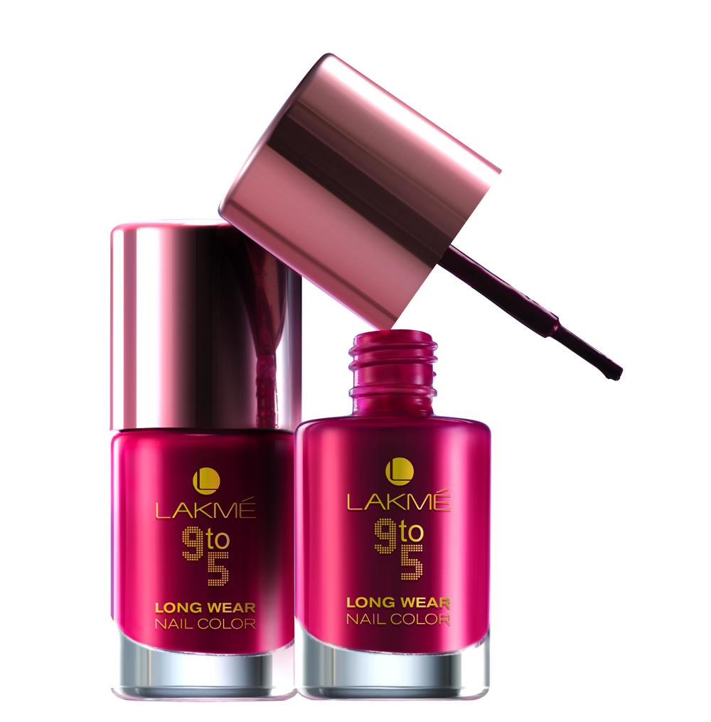 Lakme 9 To5 Long Wear Nail Color Vanitynoapologies Indian