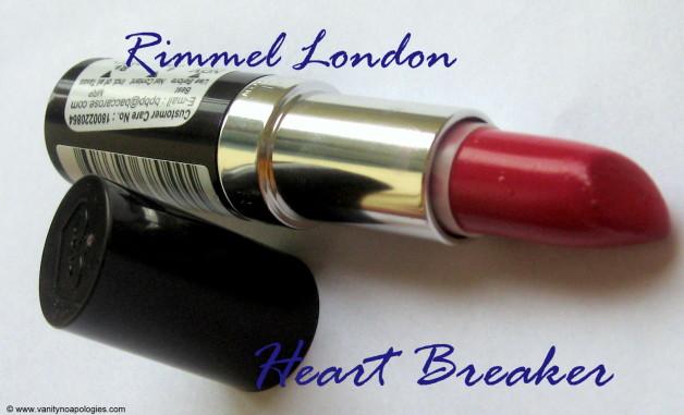 rimmel heartbreaker