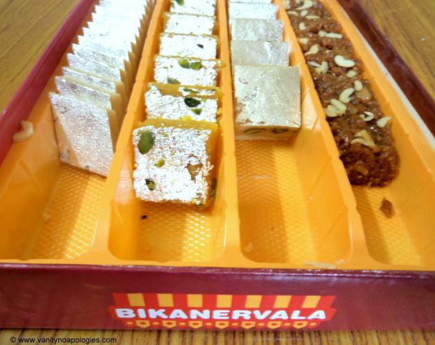 bikanervala sweets
