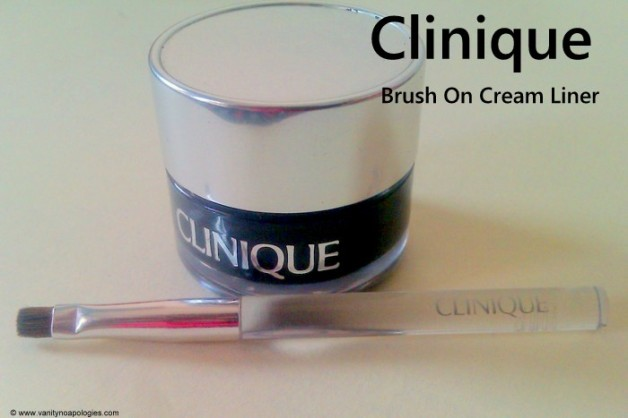 clinique cream liner