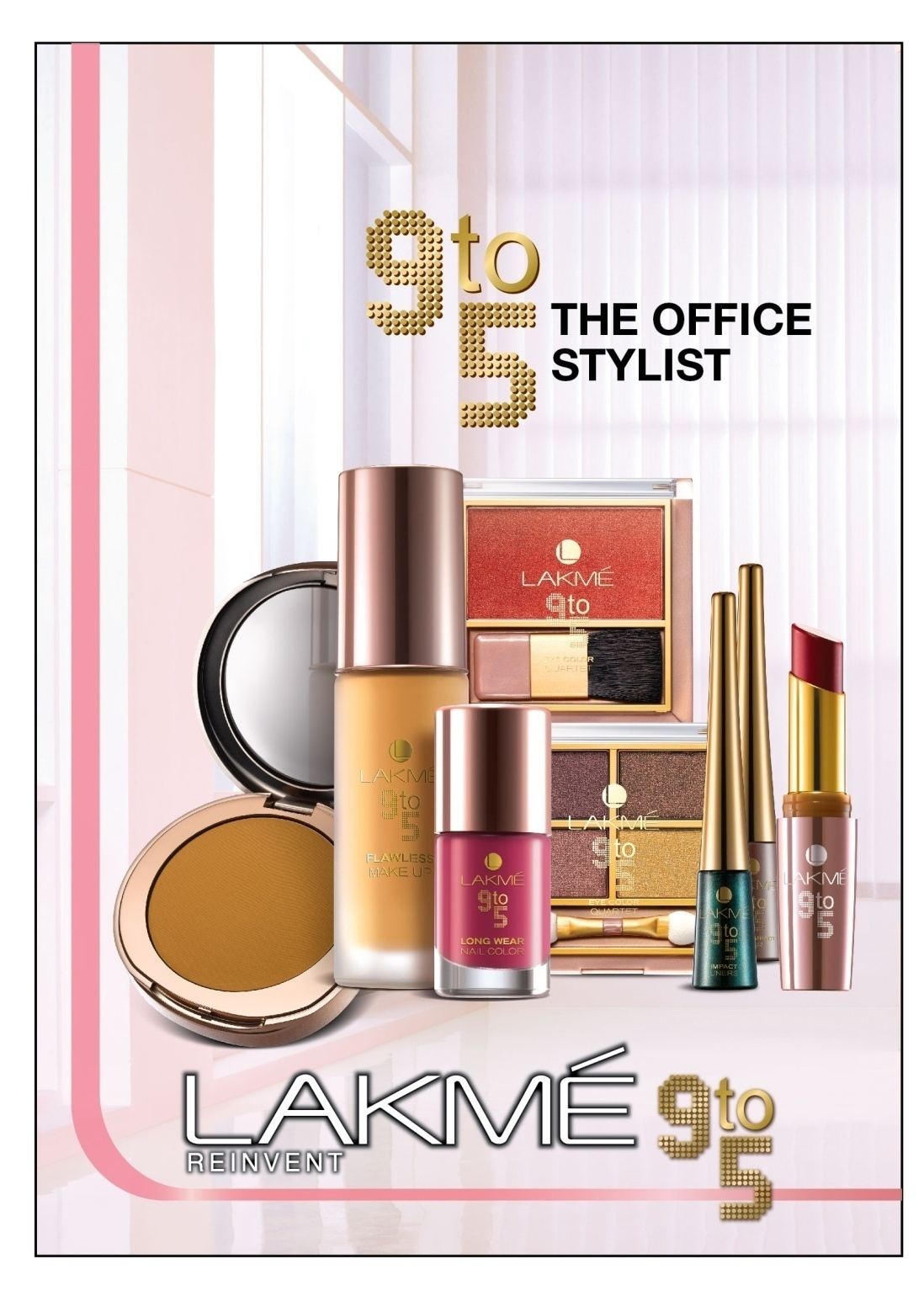 Lakme 9 To 5 Office Stylist Rangevanitynoapologiesindian