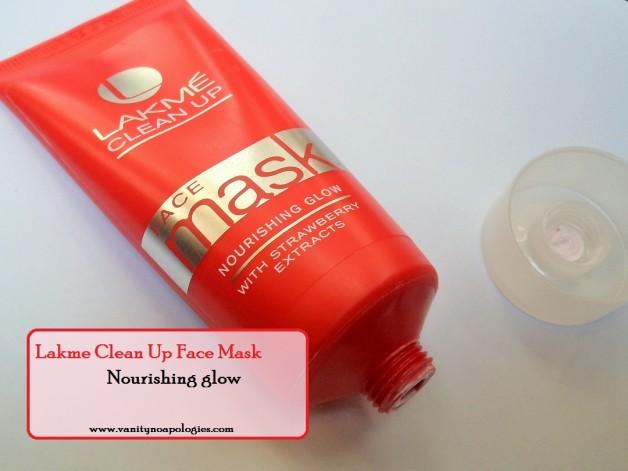 lakme face mask