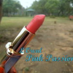 L'Oreal Paris Color Riche Lipstick Pink Passion Review, Swatches