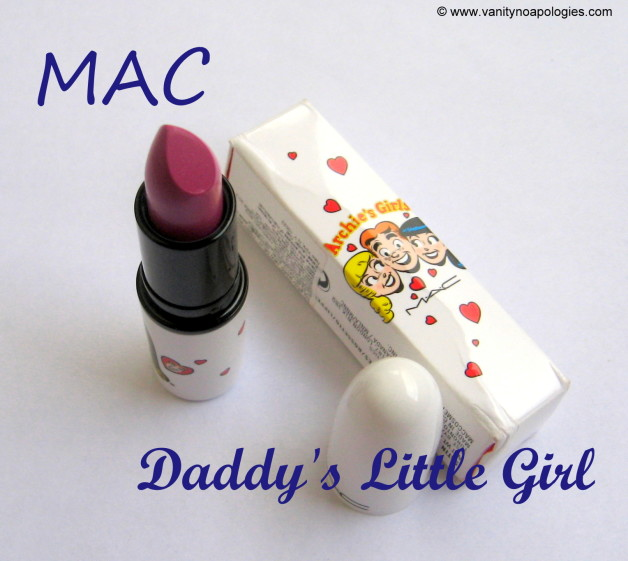 mac daddy's little girl