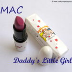 Mac Daddy's Little Girl Lipstick Review and Swatches (Archie's Collection)