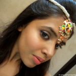 My Arabian Bollywood Look!