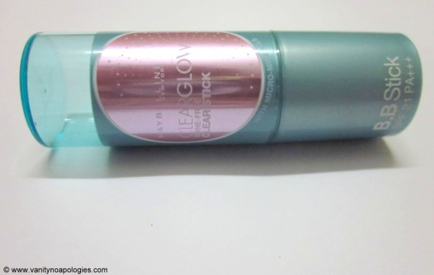 maybelline clear glow bb