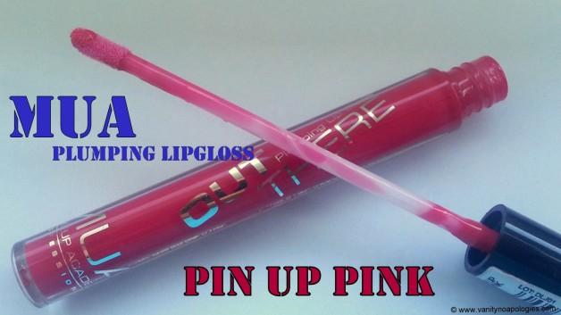 mua pin up pink review