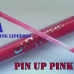 MUA Out There Plumping Lipgloss Pin Up Pink: Review and Swatches