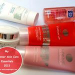 My Top Summer Skin Care Essentials 2013