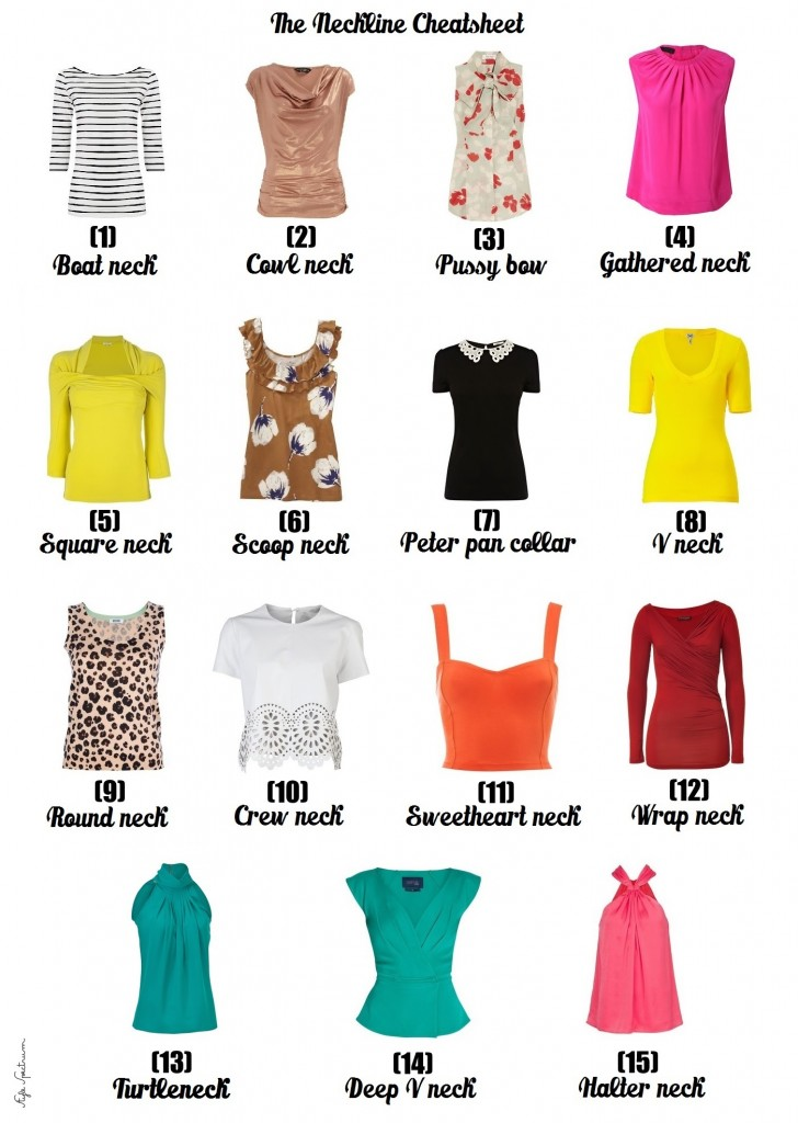 Women'S Blouse Types 8