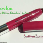 Revlon Just Bitten Kissable Balm Stain Smitten : Review and Swatches