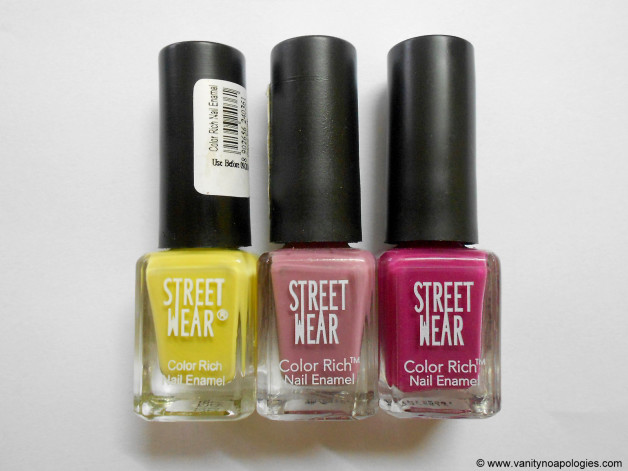 Street Wear Nail Enamel