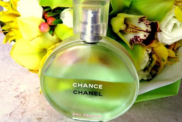 Chanel Chance Eau Fraiche EDT Review