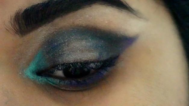 Eye Makeup MUA Palette Dusk Til Dawn