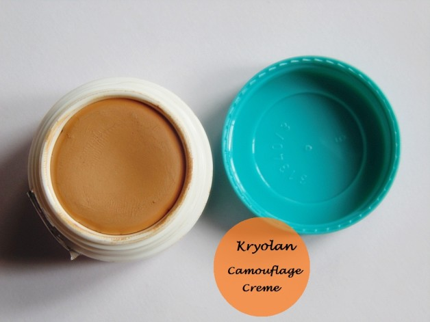 Kryolan Derma color Camouflage Creme Review