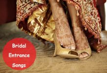 Best Bridal Entry Hindi Punjabi Songs