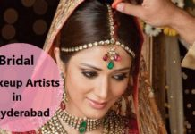 bridal makeup artists hyderabad