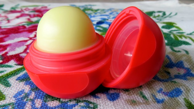 EOS Summer Fruit Lip Balm Review India