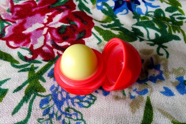 EOS Summer Fruit Lip Balm Review