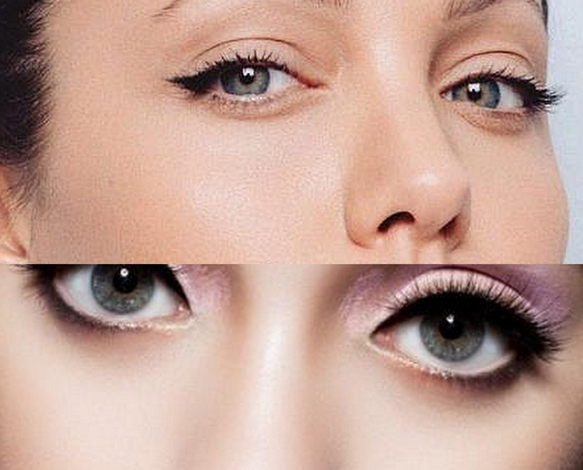 Eye Makeup For Small Eyes Make Them Look Bigger
