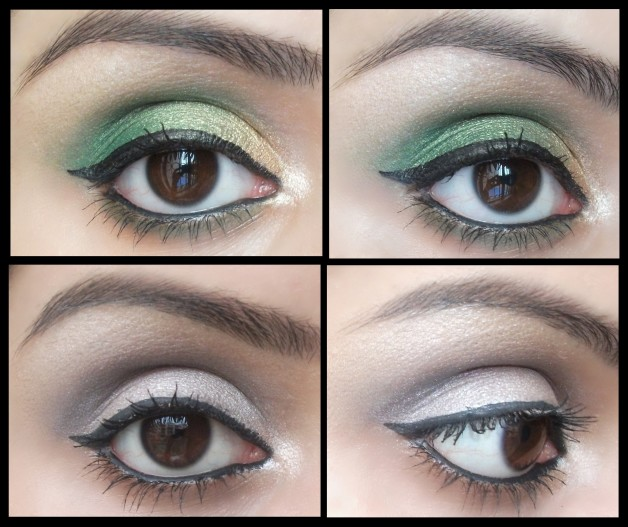 Inglot Freedom System Eyeshadow P393 Swatch EOTD