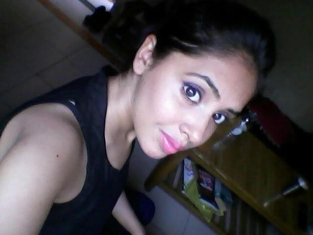 FOTD Indian Makeup Glow Highlighter