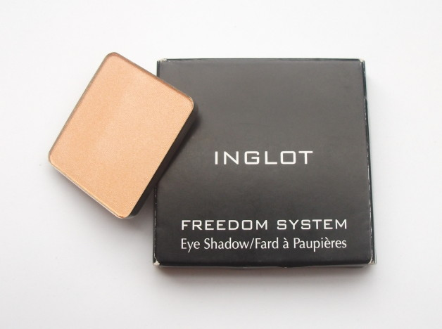 Inglot Freedom System Eyeshadow Pearl 393 Review