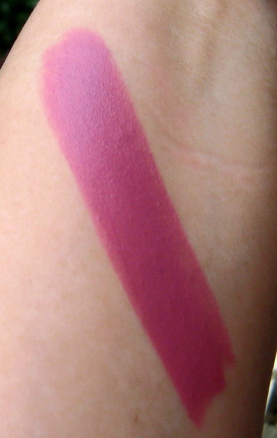 Lakme 9 to 5 Lip Color Pink Colar Swatches