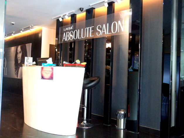 Lakme Absolute Salon Delhi Experience