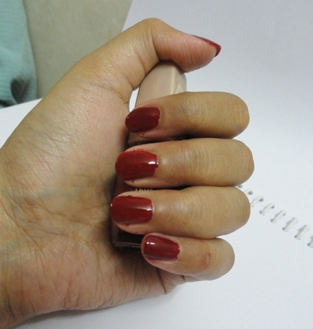 Lakme True Wear Nail Paint Manish Malhotra