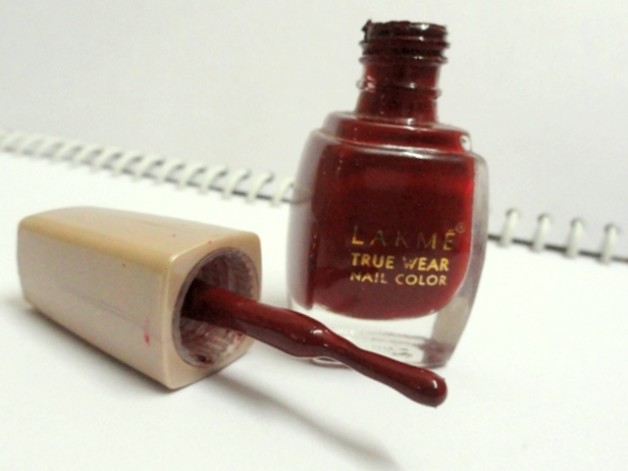 Lakme True Wear Nail Color Manish Malhotra