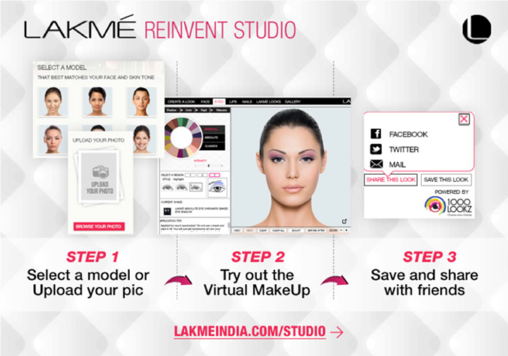 Free Online Virtual Hair And Makeup