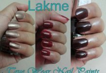 Lakme True Wear Nail Polish Photos