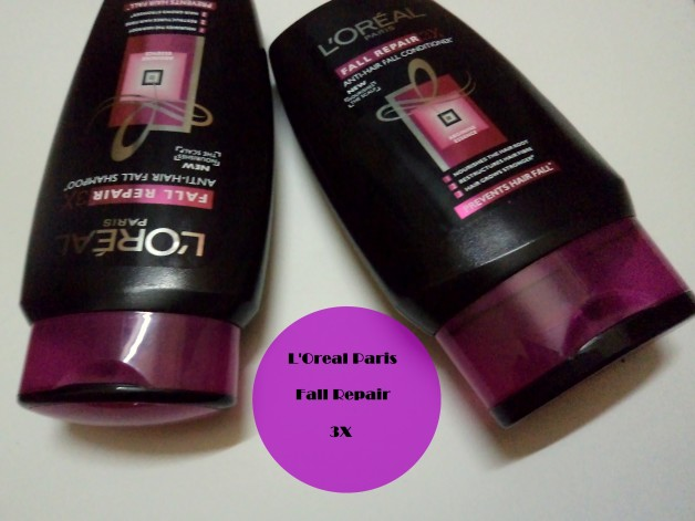 L'Oreal Fall Repair 3x Anti Hairfall Shampoo and Conditioner Review photo