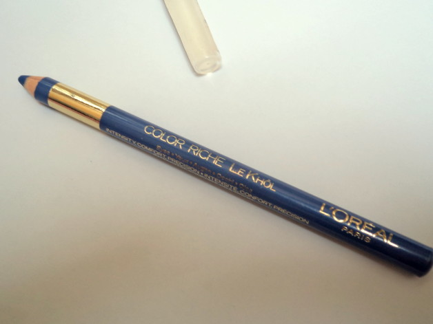 loreal color riche le kohl portofino blue