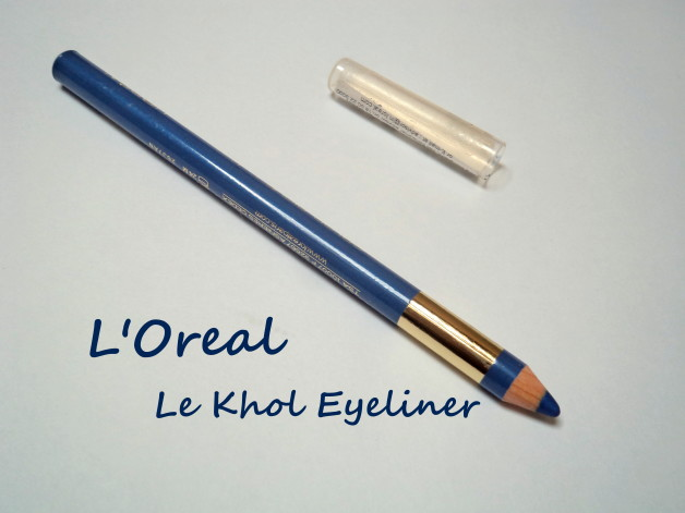 loreal color riche le kohl portofino blue reviews