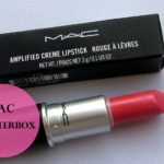 Mac Chatterbox Lipstick Swatch, Review and Dupe