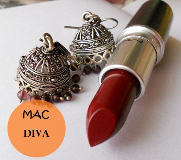 Mac Diva Lipstick Review Swatches