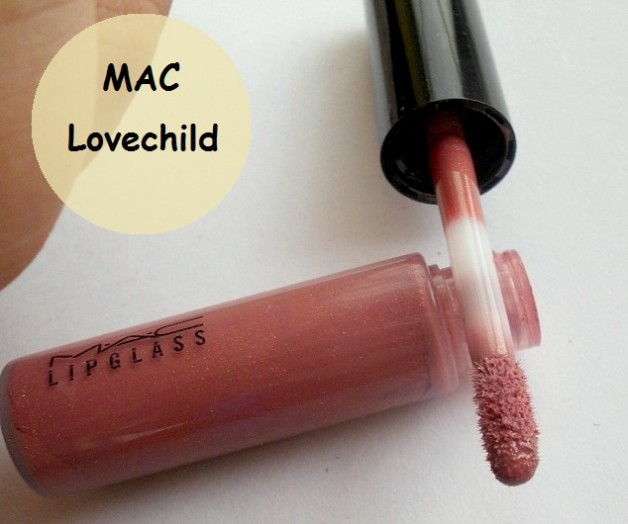 Mac lovechild lipglass